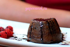 шоколадное мороженое из молока